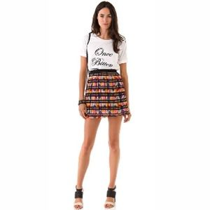 PJK Patterson J. Kincaid Daffodil skirt